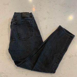 Lucky brand mom jeans